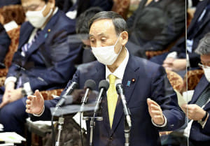 感染者の死亡相次ぎ、首相「大変申し訳ない」…現金給付は否定