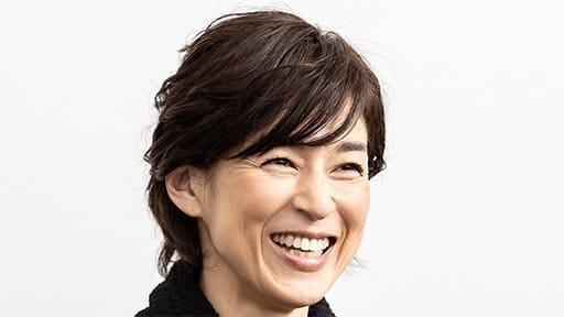 [女優 鈴木保奈美さん](上)男性と女性が無理に同じことをする必要はない。でも行動にふたはしない