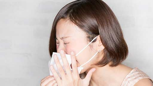「花粉症のくしゃみはコロナリスク」8割超 首都圏20~40歳代の男女600人にアンケート