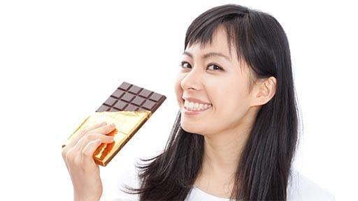 チョコは体にいいの?…脳卒中リスク減る可能性