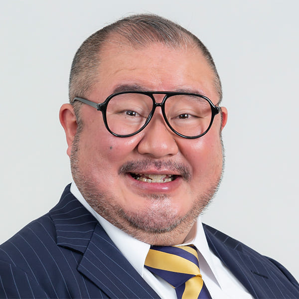 タレント・俳優 芋洗坂係長さん