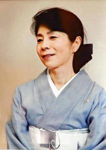 2008年に長男の淳さんが撮影した河野裕子さん