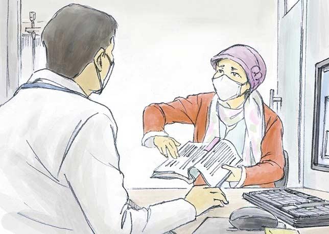 抗がん剤は絶対に使いたくありません。「がん放置療法」でいいですか