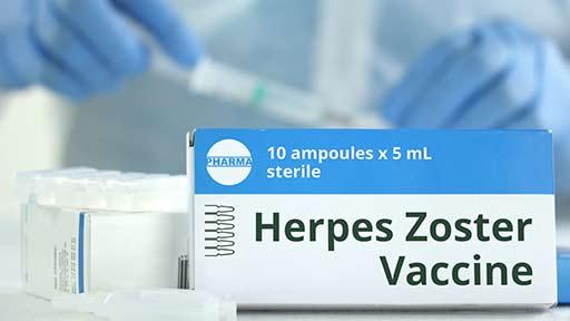 若年化する帯状疱疹、失明や聴力低下、顔面神経まひの後遺症も …ワクチンで予防を