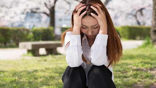 春に増える「うつ」「不眠」 寒暖差、低気圧の接近に注意…予防法は?