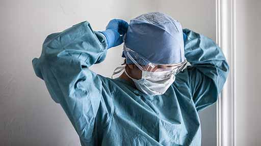 乳がん末期患者 短い残りの時間なのにコロナ対策で10日間隔離…どうケアすればいいのか