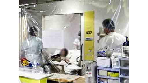 大阪の軽症・中等症患者、病床全体を圧迫…「医療崩壊といっていい状況だ」