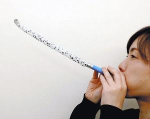 #「肺活」で健康に(中)呼吸筋や舌を鍛える