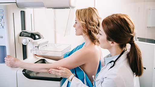 マンモ直近2回の非受診で乳がん死大幅上昇 スウェーデン・女性55万例対象の前向き研究
