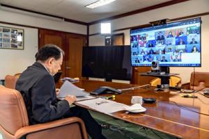 対コロナ経済支援や気候変動を議論…アジア開発銀総会が開幕