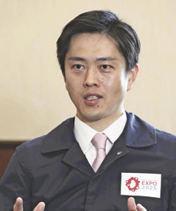 大阪・吉村知事「宣言解除は難しい」…6日にも決定
