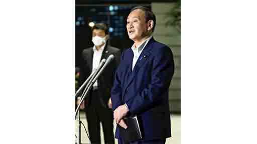 4都府県「緊急事態宣言」5月末まで延長…愛知・福岡も追加