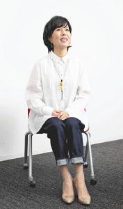 [タレント 磯野貴理子さん]脳梗塞(2)自炊中心に変え10キロ減量
