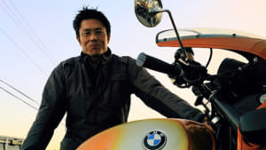 趣味のオートバイ。「暑さ寒さも爽やかな風も体中で味わえるのが魅力です」(吉川さん提供)