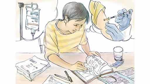 抗がん剤治療中です。ワクチン接種はいつ受ければよいでしょうか?