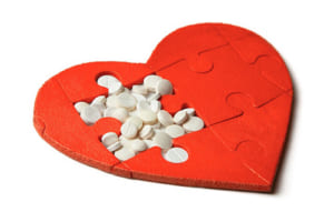 低用量アスピリンでも心血管リスク不変 動脈硬化性心血管疾患患者1万5,000例超で検討