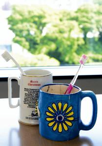 #コロナ禍の口腔ケア(下)…歯磨き粉の共用避けて