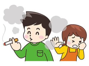たばこによる新型コロナ重症化リスクの認識 喫煙者と非喫煙者で