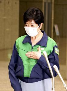 飲食店の酒類提供、東京・大阪は方針決められず…小池知事「国の方針の詳細に不明部分」