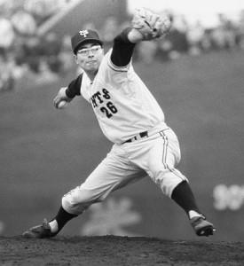 V9元年に20勝、元巨人投手の中村稔さん死去…巨人とロッテでコーチも
