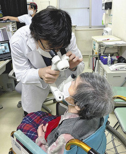 コンタクトレンズ<4>傷ついた角膜を治療