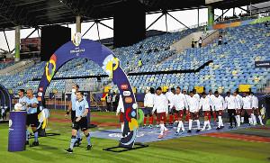 サッカー南米選手権、選手の感染相次ぐ…五輪と同様の「バブル」方式違反も