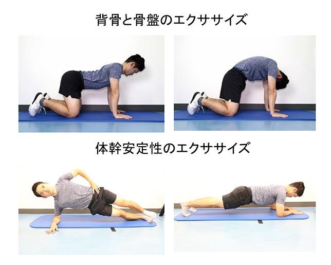 股関節の痛みは、「組織」と「組織」のぶつかりあい