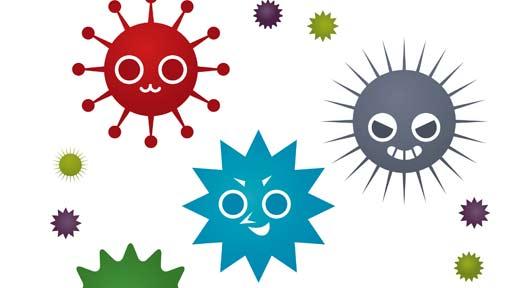 ヒトヘルペスウイルスと目…ウイルスの怖さを改めて認識