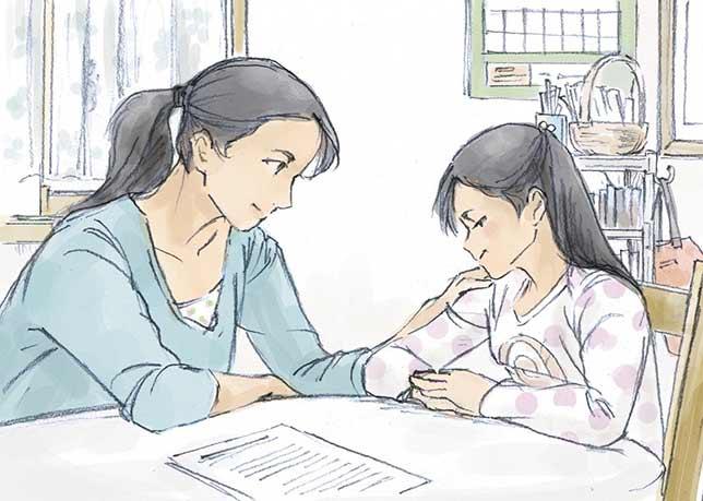 がんであることを子供に伝えた方がよいのでしょうか?