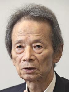 元参院議長の江田五月氏が死去…80歳