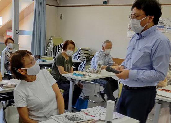 家事の重労働から解放された家電「三種の神器」~横浜シニア大・南区で出前レク