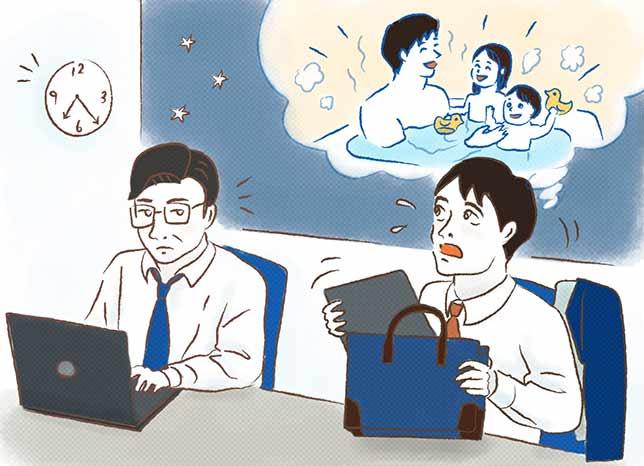 課長の「会社優先」は、若手社員に通用するか?