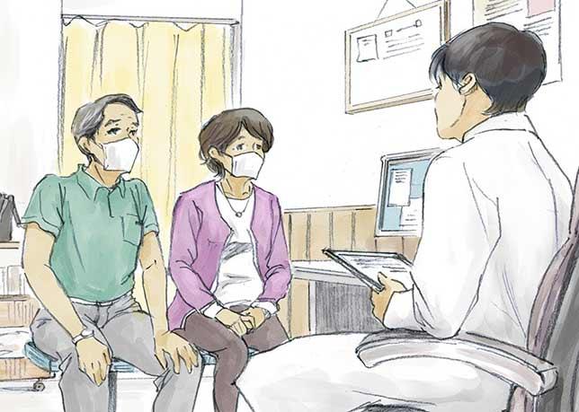 治療の選択に迷って…セカンドオピニオンは受けた方がよいのですか?