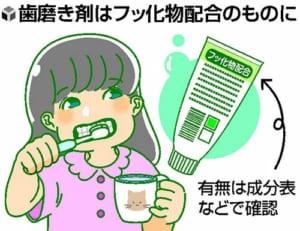 口の中の健康(5)フッ素使って歯を強く