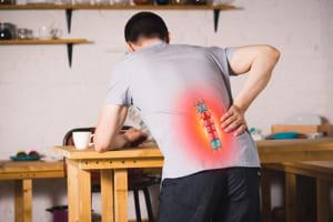 腰椎変性すべり症、除圧単独vs.固定術併用 除圧単独の非劣性が示される
