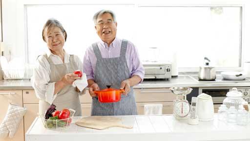 冷食や総菜を活用…高齢者は「脱力調理」で栄養しっかり 筋力低下防ぐ
