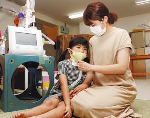 医療的ケア児 安心の環境を…18日支援法施行