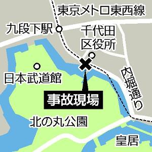 タクシー急発進、千代田区役所前で歩行者ら次々はねる…1人死亡・5人重軽傷