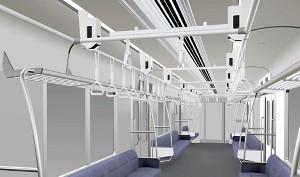 鉄道車両内で「プラズマクラスター」…シャープと川崎重工業がイオン発生機