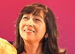 シンガーソングライター 岡村孝子さん