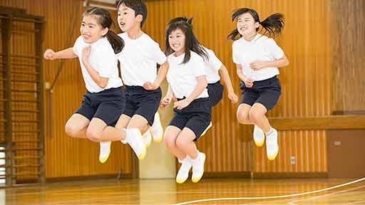子ども時代の運動 なぜ大切?…骨を強く 健康の基礎に