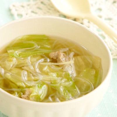 「春雨スープ 」の画像検索結果