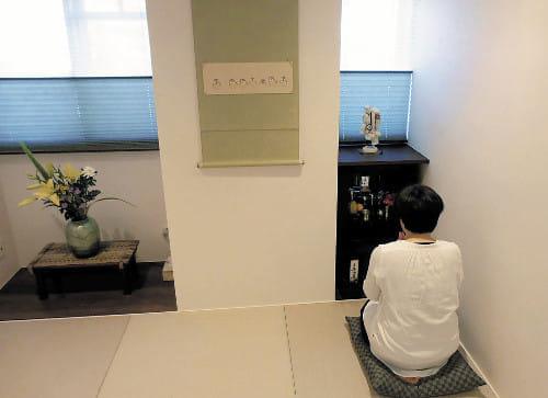 仏壇、マンションに調和…リフォーム時に専用スペース