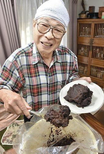 増岡弘さん]手作りみそで若々し...